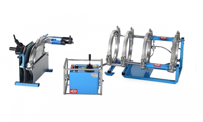 pipe fusion machine rental
