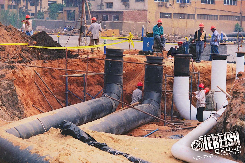 Al Nubaria Electric Station Stage 2