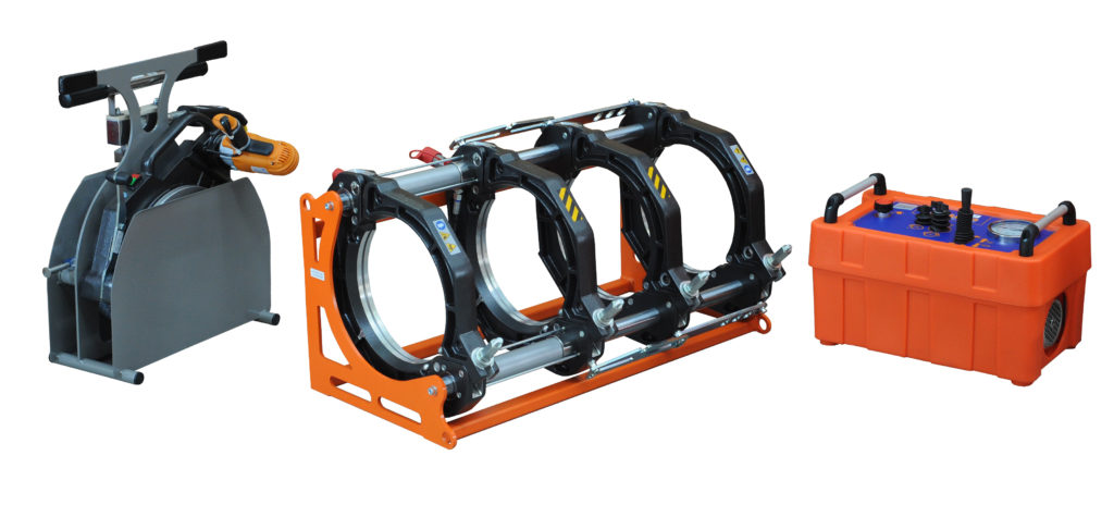 HDPE Welding Machines